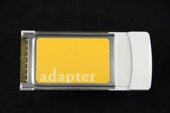Draadloze adapterkaart Royalty-vrije Stock Foto's