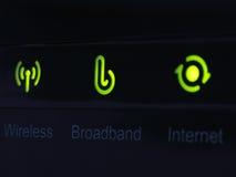 Draadloze Connectiviteit Stock Foto's