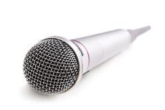 Draadloze microfoon Royalty-vrije Stock Foto's