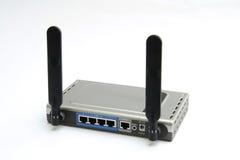 Draadloze modem & router 1 stock afbeeldingen