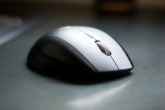 Draadloze muis Stock Afbeeldingen