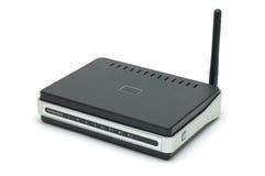 Draadloze router Royalty-vrije Stock Foto's