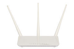 Draadloze Router Stock Foto