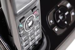 Draadloze telefoon Stock Afbeelding