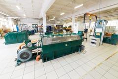 Draadtrekkenwinkel Stock Foto