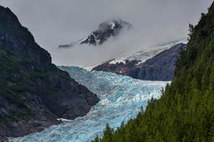 Draag Gletsjer Stock Foto