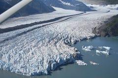 Draag Gletsjer Royalty-vrije Stock Foto