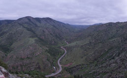 Draag Kreekcanion, Colorado Royalty-vrije Stock Afbeelding