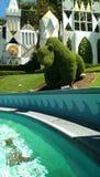 Draag topiary Royalty-vrije Stock Afbeelding