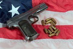Draag wapens Royalty-vrije Stock Foto's