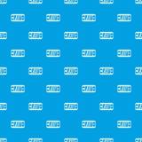 Draagbaar het patroon naadloos blauw van de videospelletjeconsole Royalty-vrije Stock Foto's