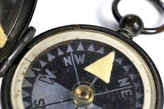 Draagbaar Kompas stock fotografie