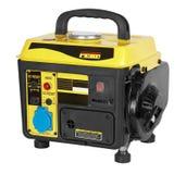 Draagbare generator stock foto's