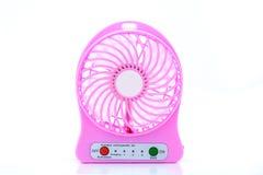 Draagbare navulbare ventilator Royalty-vrije Stock Foto's