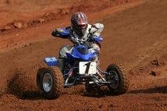 Draai ATV Royalty-vrije Stock Fotografie