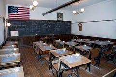 Draai van het centry klaslokaal. Royalty-vrije Stock Fotografie