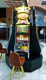 Draaiende Steentoevlucht en Casino Stock Afbeelding
