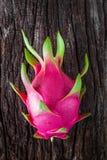 Draakfruit vers van de boom Stock Fotografie
