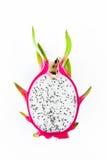 Draakfruit vers van de boom Royalty-vrije Stock Afbeeldingen