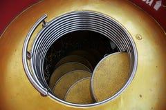 drabiny spirala Fotografia Royalty Free
