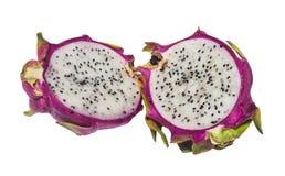 Drache-Frucht getrennt Lizenzfreie Stockbilder