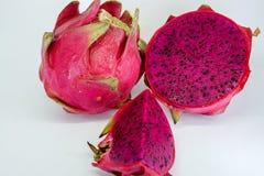 Drache Frucht oder pittaya Lizenzfreies Stockfoto