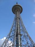 Drache-Kontrollturm in Harbin Stockfotos