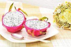 Drachefrucht Stockfotos