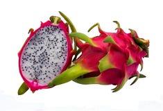 Drachefrucht und -startwerte für Zufallsgenerator Stockbild