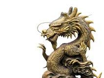 Drachen in altem China Lizenzfreie Stockfotografie