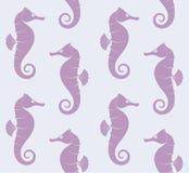 Drachen des MeerHorse Muster Stockbild