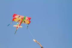Drachen gemacht vom Schaum Lizenzfreies Stockfoto