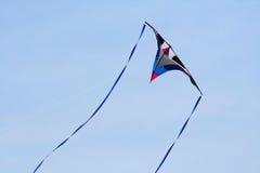 Drachen im Himmel Lizenzfreies Stockfoto