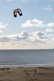 Drachen-Surfer Stockfotografie