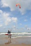 Drachen-Surfer Lizenzfreie Stockbilder