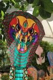 Drachen Thailand Lizenzfreie Stockbilder