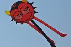 Drachen und Ballon Lizenzfreie Stockbilder