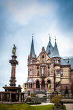Drachenburg城堡 免版税图库摄影