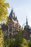 Drachenburg Castle Dragon Castle near Koenigswinter - Bonn in Germany. North Rhine-Westphalia. Royalty Free Stock Photos