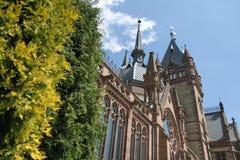 Drachenburg Castle Royalty Free Stock Photos