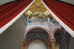 Drachenburg-Schloss Stockfoto