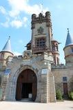 Drachenburg slott, Tyskland Arkivfoton
