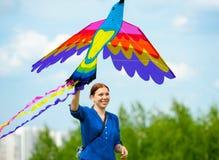 Drachenfestival lizenzfreies stockfoto