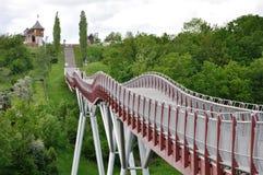 Drachenschwanzbrücke Stock Photos