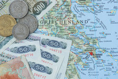 Drachma of Greece Royalty Free Stock Image