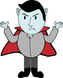 Dracula Stock Abbildung