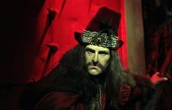 Dracula royalty-vrije stock foto's