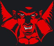 Dracula vector illustration
