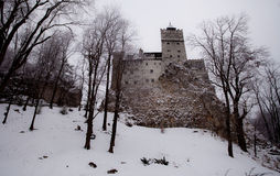 Dracula castle Stock Photography