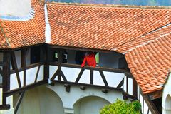 Dracula castle Stock Photos